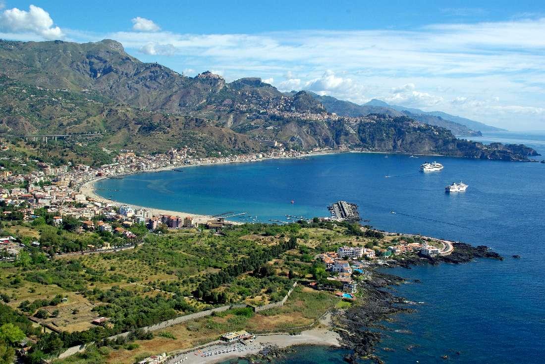 B b vicino taormina cosa vedere nei dintorni di santa teresa di riva - Giardini naxos cosa vedere ...