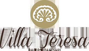 Logo Villa Teresa B&B Santa Teresa di Riva BANDIERA BLU 2017