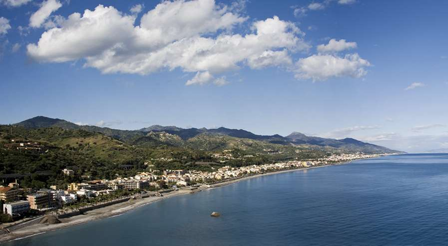 Riviera Jonica Santa Teresa di Riva Bandiera Blu